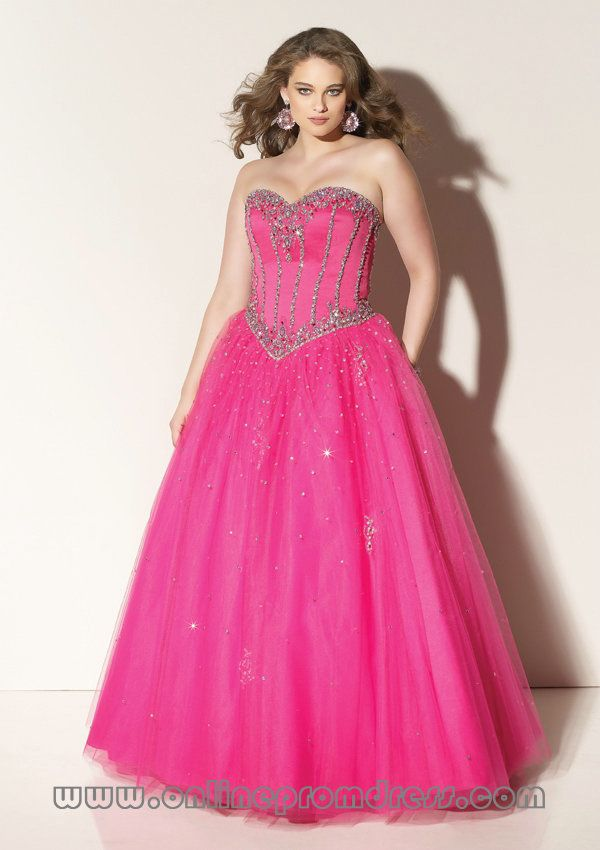 prom dresses that are short puffy shiny and pinkish orange | Beaded ...