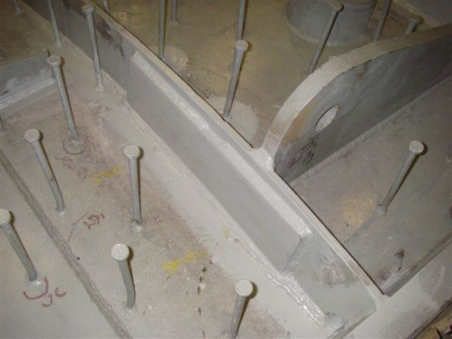 Manitoba Hydro Wuskwatim Hydro Generation Station Weld inspection and repairs of hydro generating stations components.