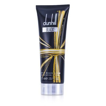 Dunhill Dunhill Black After Shave Balm 75ml/2.5oz - http://aromata24.gr/dunhill-dunhill-black-after-shave-balm-75ml2-5oz/