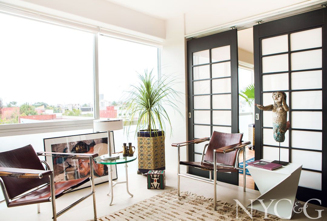 Tour an Airy Loft That Celebrates a Newfound Life in Mexico\'s ...