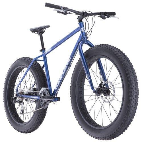 Redline Bikes Grizz Trail Fat Bike, 16\'/SM Frame, Blue   Redline and ...