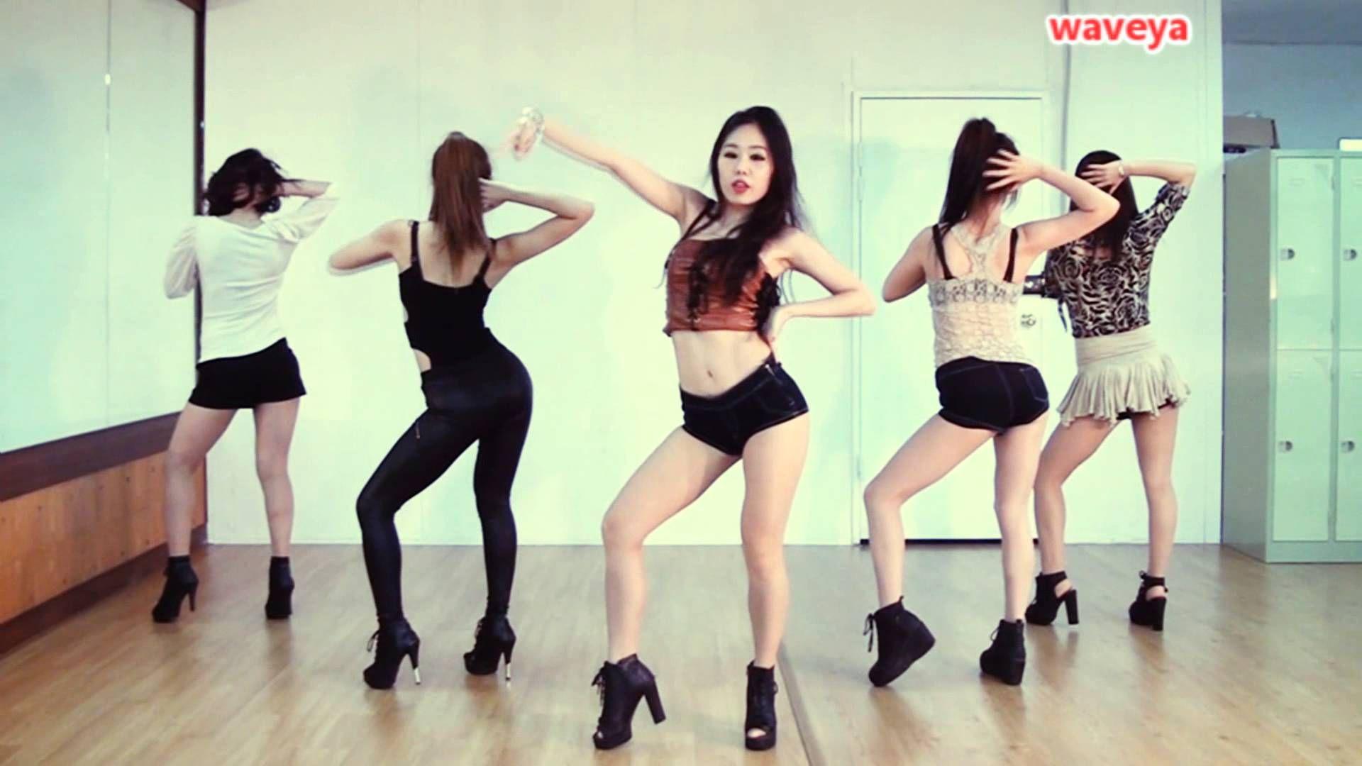 Waveya cover dance exid - 5 8