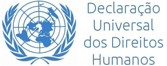 Declaração Universal Arquivo | Embaixada dos EUA em ...