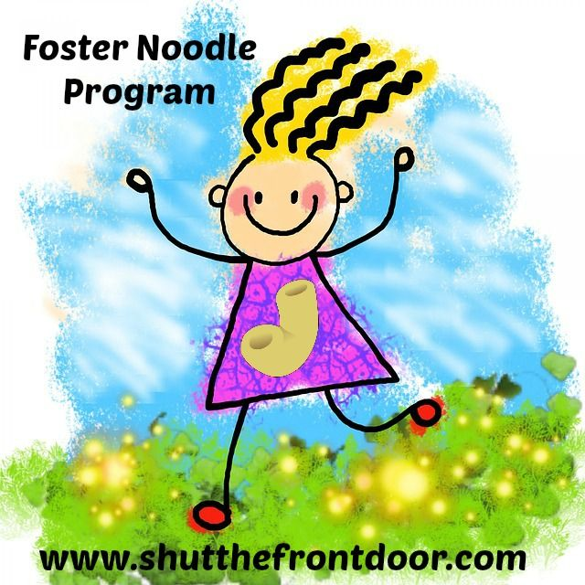 Noodle Programs By Shut The Front Door Awesomeness Pinterest