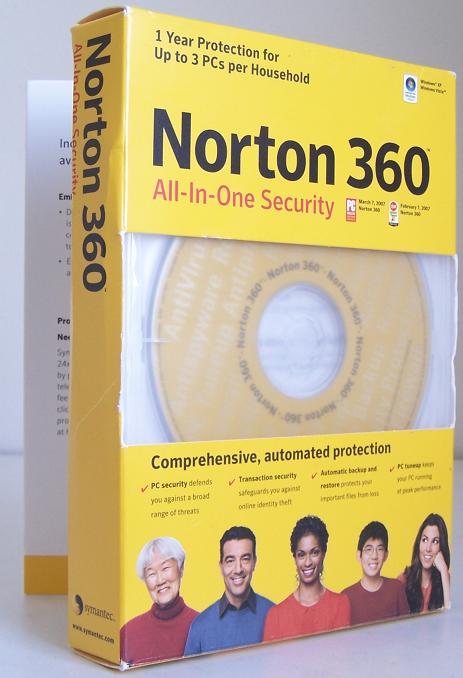 Norton 360 Antivirus free download for version Norton