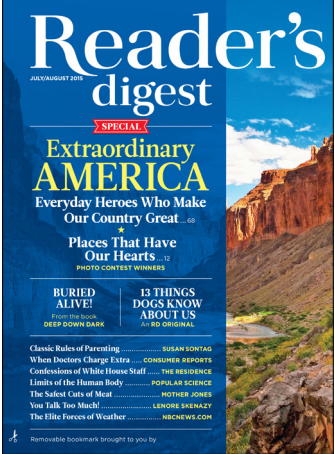 reader's digest rd large print rd content in an over-sized, easy-to ...