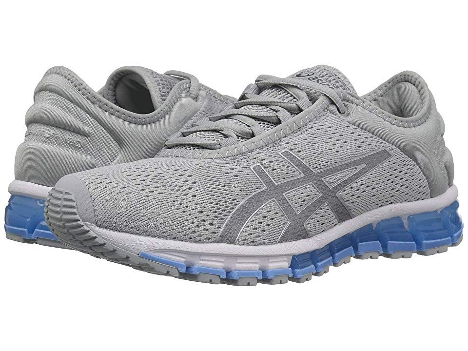 Asics Gel Quantum 180 3 Mid Grey Carbon Women S Running Shoes