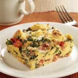 florentina strata breakfast or dinner recipe - Strata Recipes For Brunch