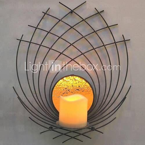 metalen kunst aan de muur muur decor, speciale vorm kandelaar muur decor 2076634 2016 – €81.33