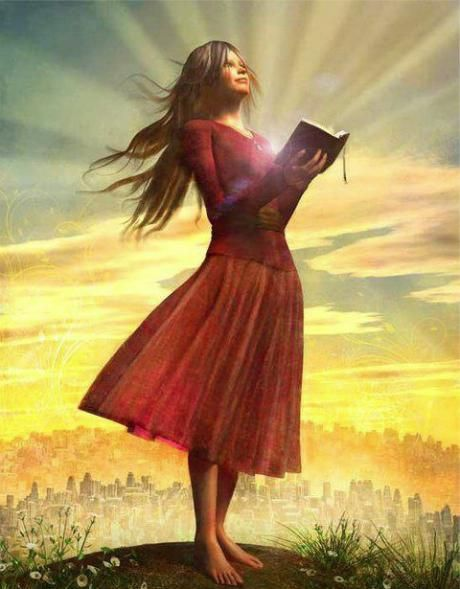 Let us draw near to God Christ through the Scriptures and pray without ceasing and God will draw near to us in  the name of Yeshua … | Prophetic art, Lds art, Bible