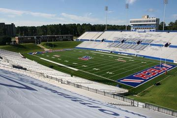 Joe Aillet Stadium Louisiana Tech Ruston Louisiana Ruston