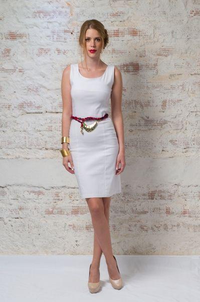 Vestido blanco en medellin