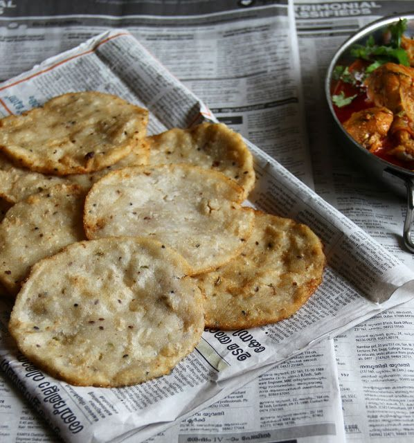 Orotti fried rice bread from kerala recipe malayalam is an food forumfinder Images