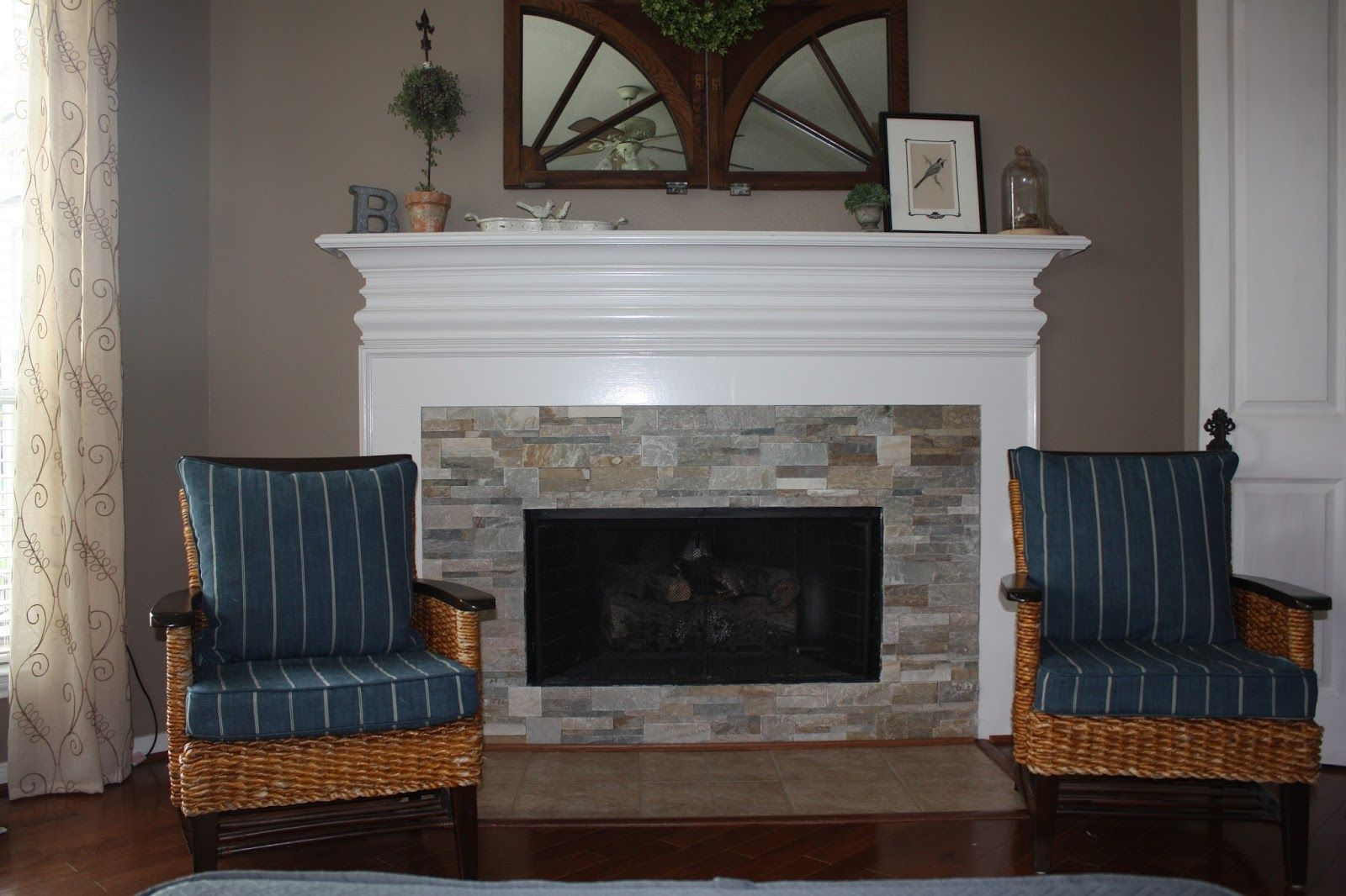 stacked stone fireplace header new stacked stone fireplace rh pinterest com stacked stone fireplace surround kits stacked stone fireplace surround kits