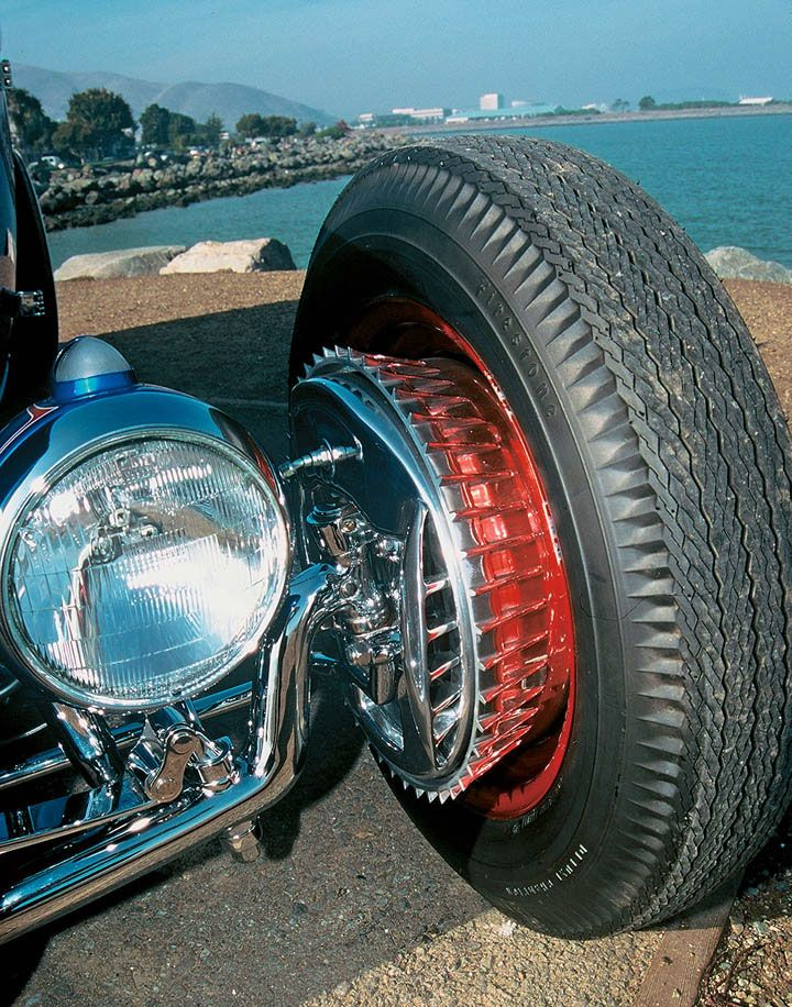 hot rod front suspension - Google Search