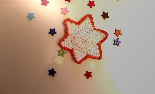 Twinkle twinkle little star ~ free pattern