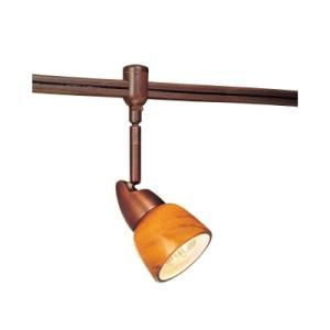 No place for a kitchen light try track lighting kitchens lights hampton bay flexible track head antique bronze the home depot aloadofball Choice Image