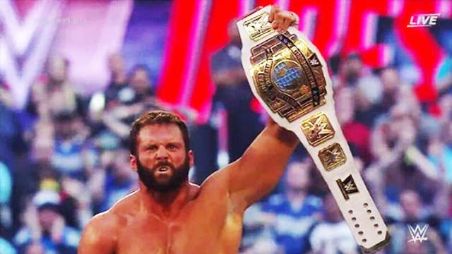 Zack Ryder New Intercontinental Champion At Wm 32 Amazing Zack Ryder Wwe Main Event Royal Rumble