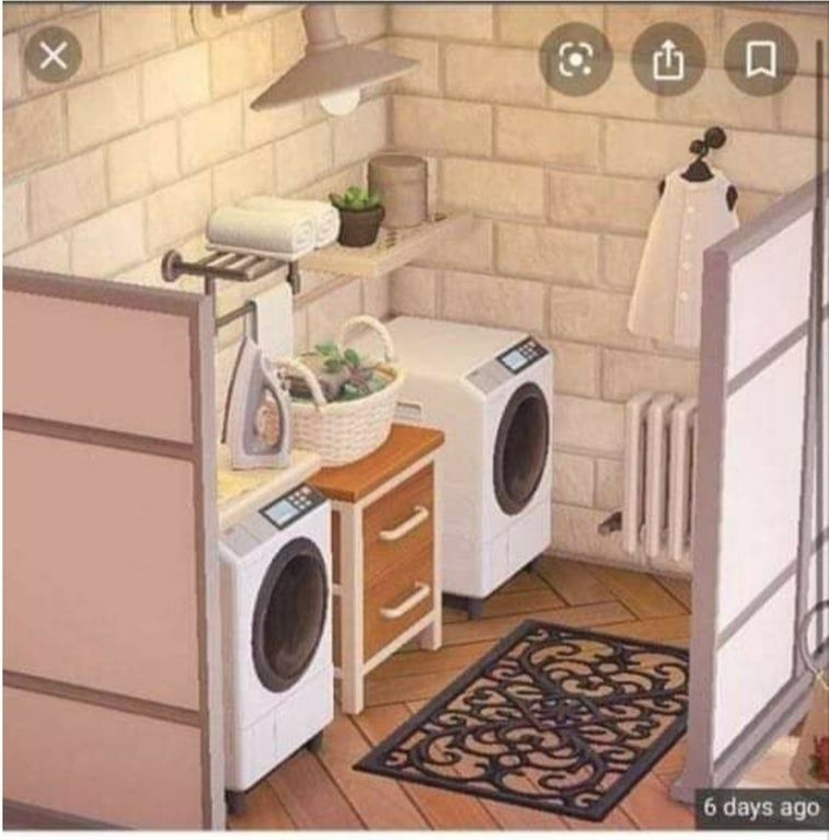 I'm looking to catalog the washing machine and rug