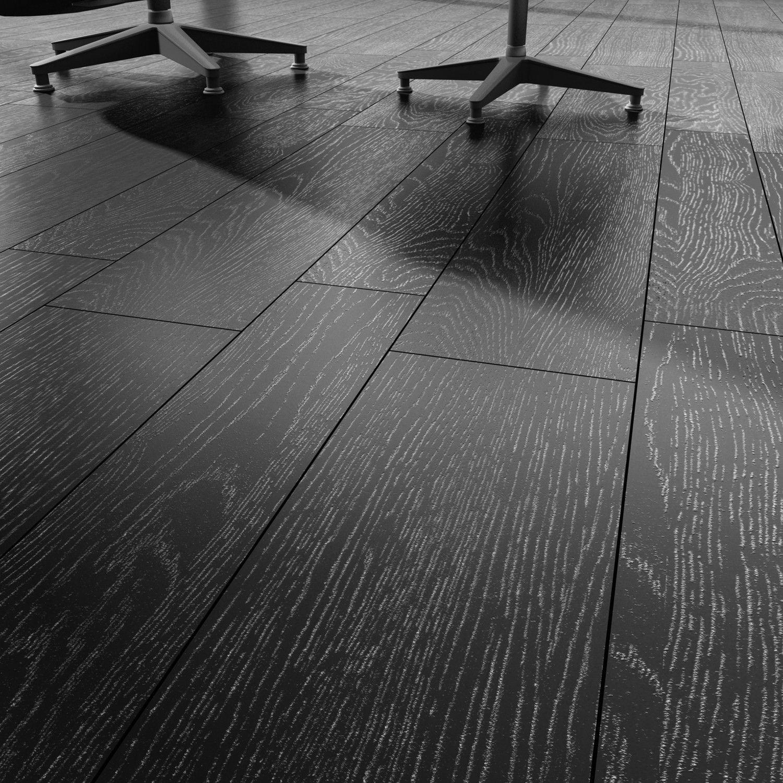 Skoven Nero 8x36 Porcelain Tile Black Hardwood Floors Ceramic Floor Tile Wood Effect Tiles