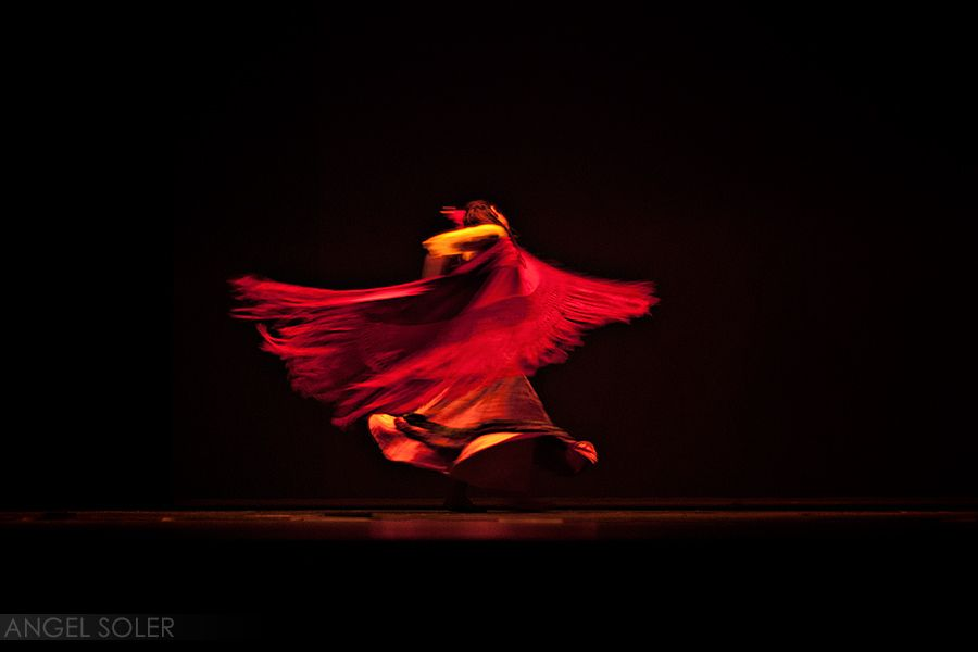 Flamenco fire by Angel Soler on 500px