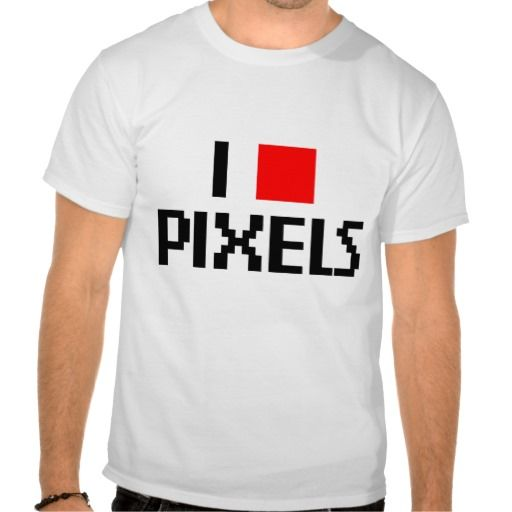 =>>Cheap          I Love Pixels Tshirt           I Love Pixels Tshirt In our offer link above you will seeHow to          I Love Pixels Tshirt today easy to Shops & Purchase Online - transferred directly secure and trusted checkout...Cleck Hot Deals >>> http://www.zazzle.com/i_love_pixels_tshirt-235226109664530872?rf=238627982471231924&zbar=1&tc=terrest
