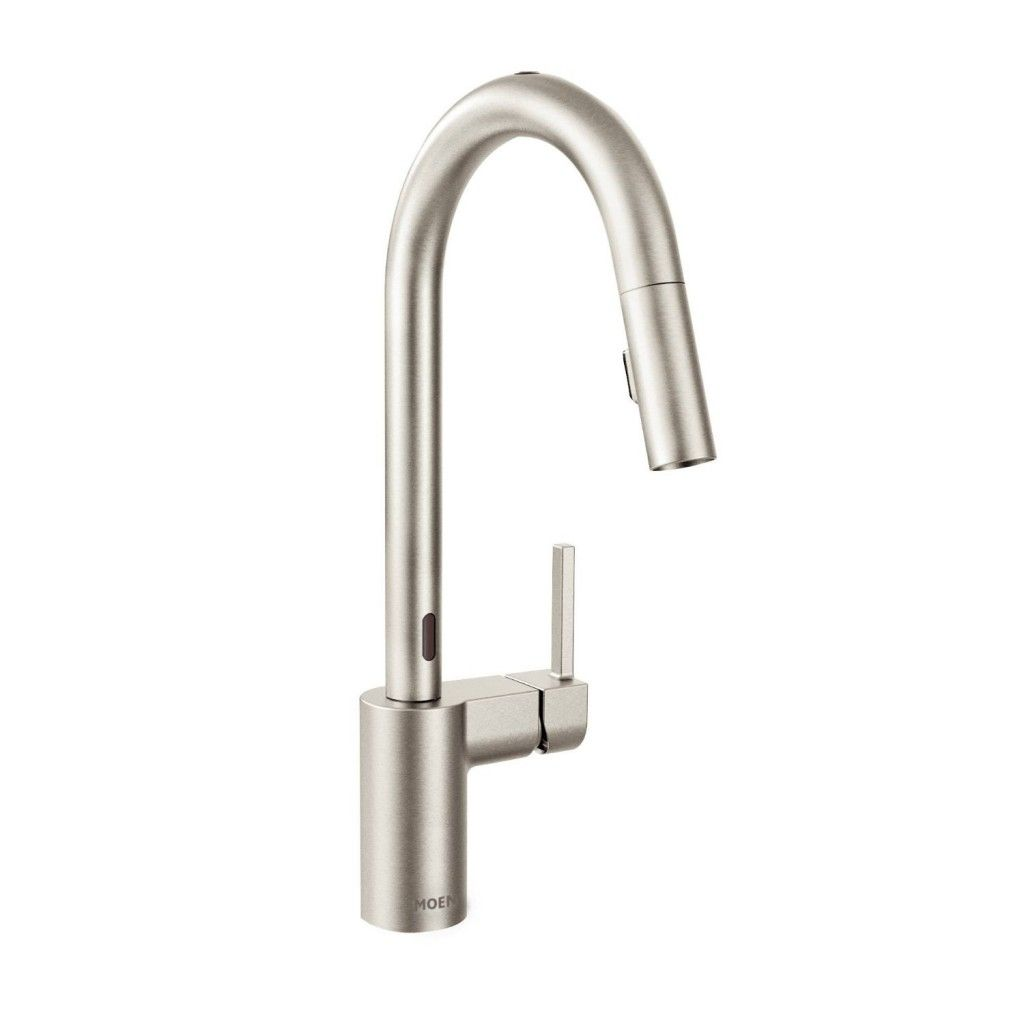 Best Touchless Kitchen Faucet Guide And Reviews Waldron Single Hole