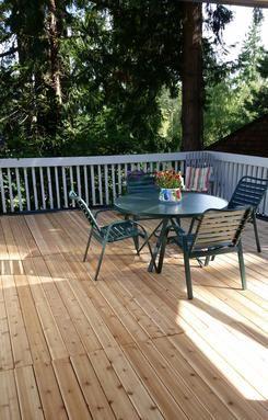 Best Removable Cedar Deck Panels Dream Decks Deck Cedar 400 x 300