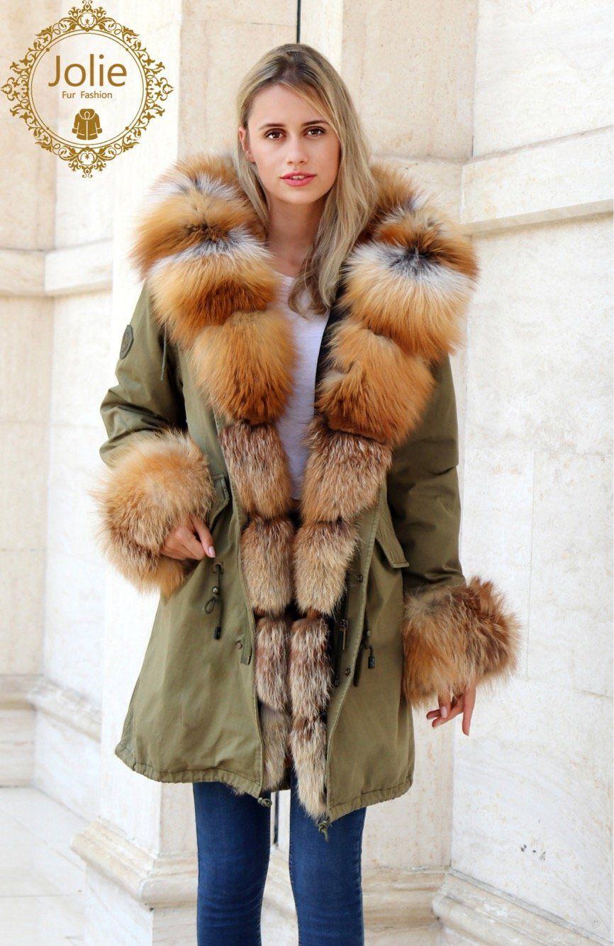 Pelzmode, Jolie Fur Fashion, Pelz, Pelz, Fur Lover, Top