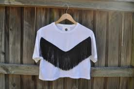 leather fringe shirt - Google Search