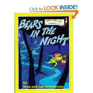 Bears In The Night Bright And Early Books Amazon Co Uk Stan Berenstain Jan Berenstain Books Books Night Book Better Books