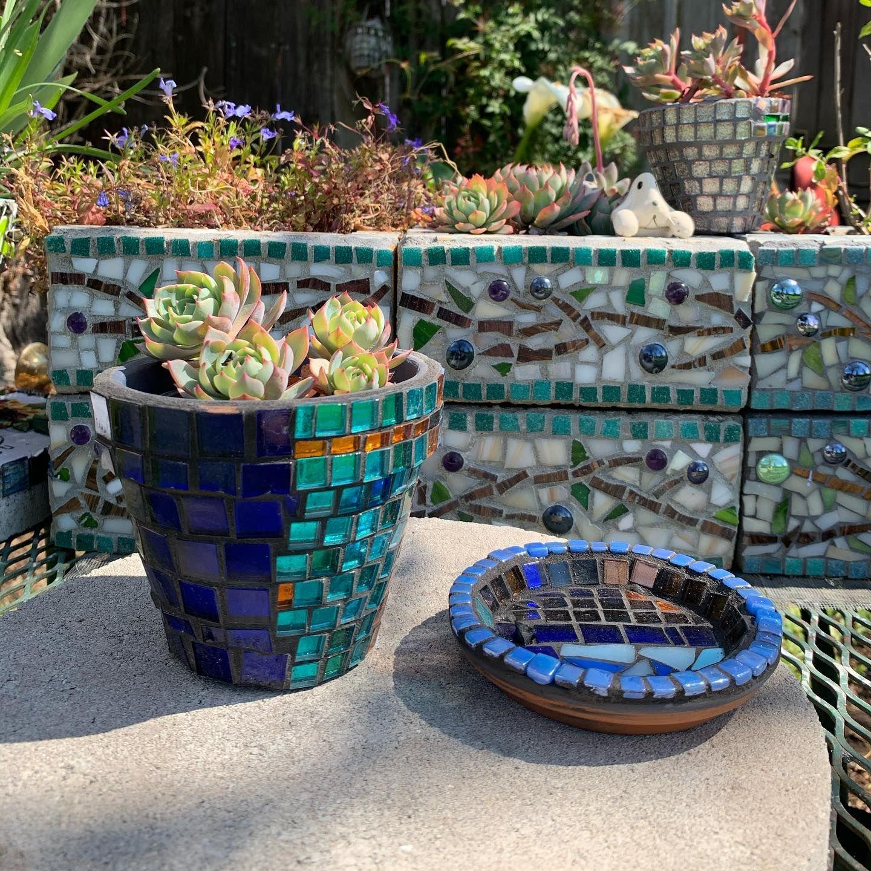 Pin auf Marin Mosaics