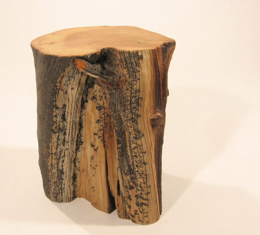 Astonishing Reclaimed Burned Bristlecone Pine Tree Stump Table Cool Home Interior And Landscaping Ymoonbapapsignezvosmurscom