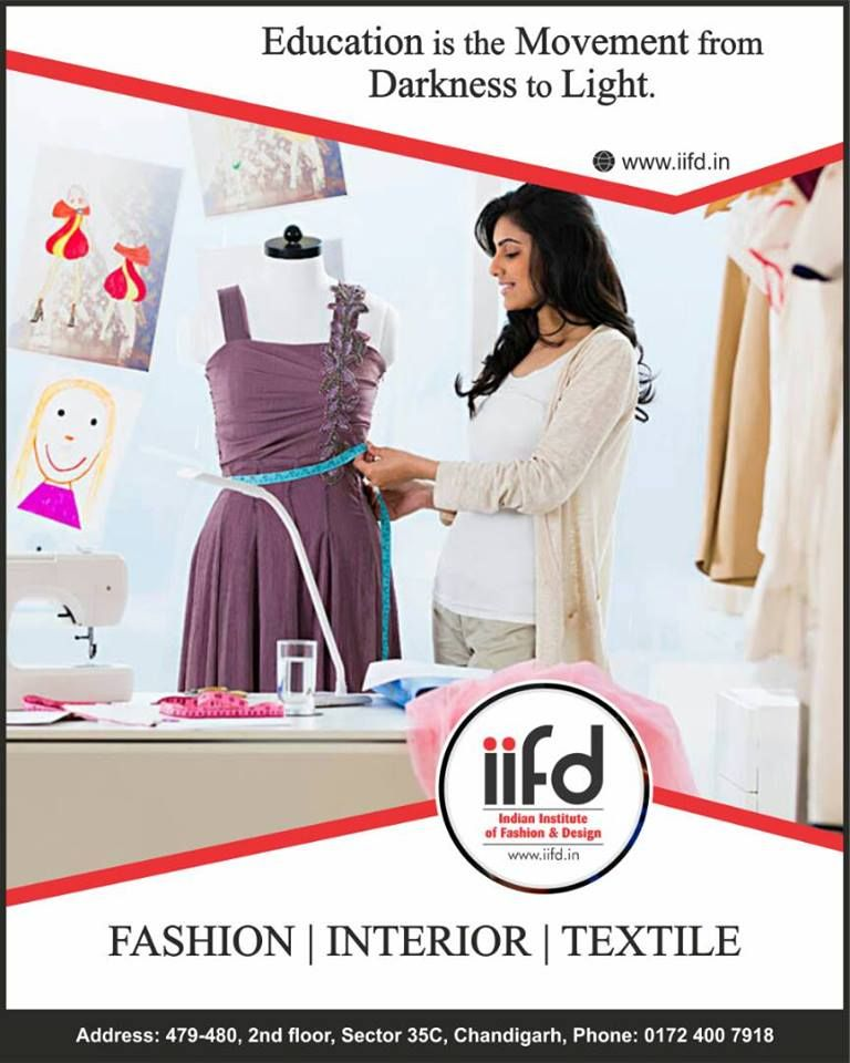 Education Is The Movement From Darkness To Light Join The World Of Creativity For Ad Fashion Designing Institute Fashion Designing Course Fashion Design