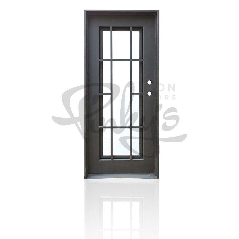 Iron Doors By Genelle Buchert Genelle Bucher On Exterior Of Home Single Door Design Wrought Iron Entry Doors
