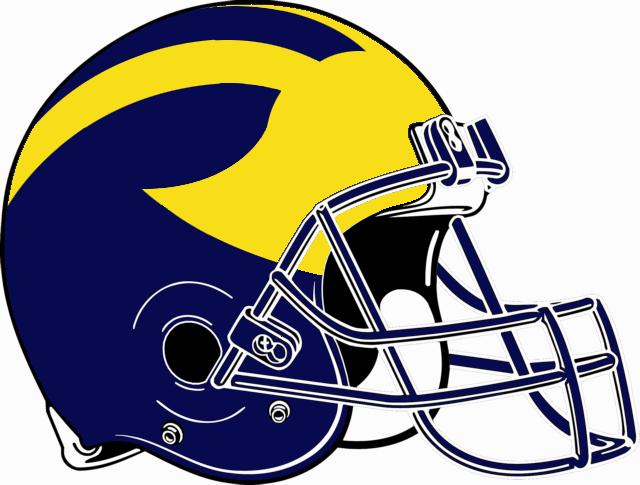 6832 L Png 640 485 Michigan Wolverines Michigan Football Michigan Wolverines Football