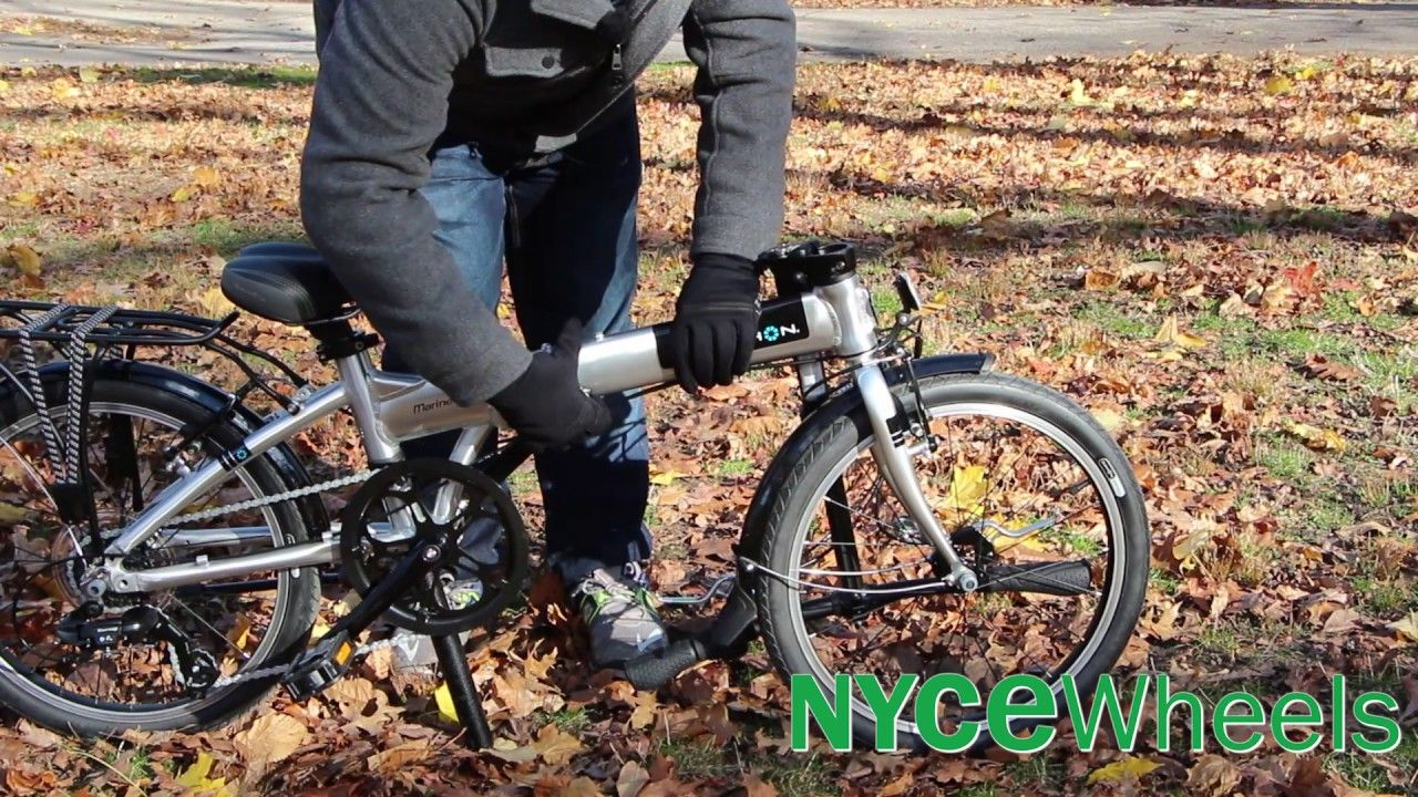 Dahon Mariner Folding Bike Review With Images Bike Reviews