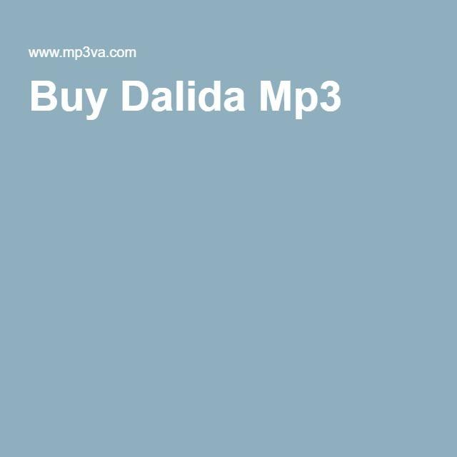 Buy Dalida Mp3