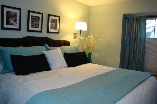 Master bedroom idea looks peaceful favorite places for Peaceful master bedroom designs