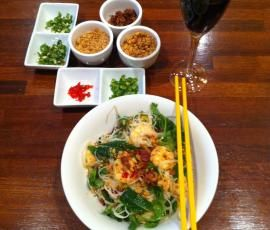 Recipe Vietnamese Prawn Noodle Salad by daniellehcp - Recipe of category Main dishes - fish