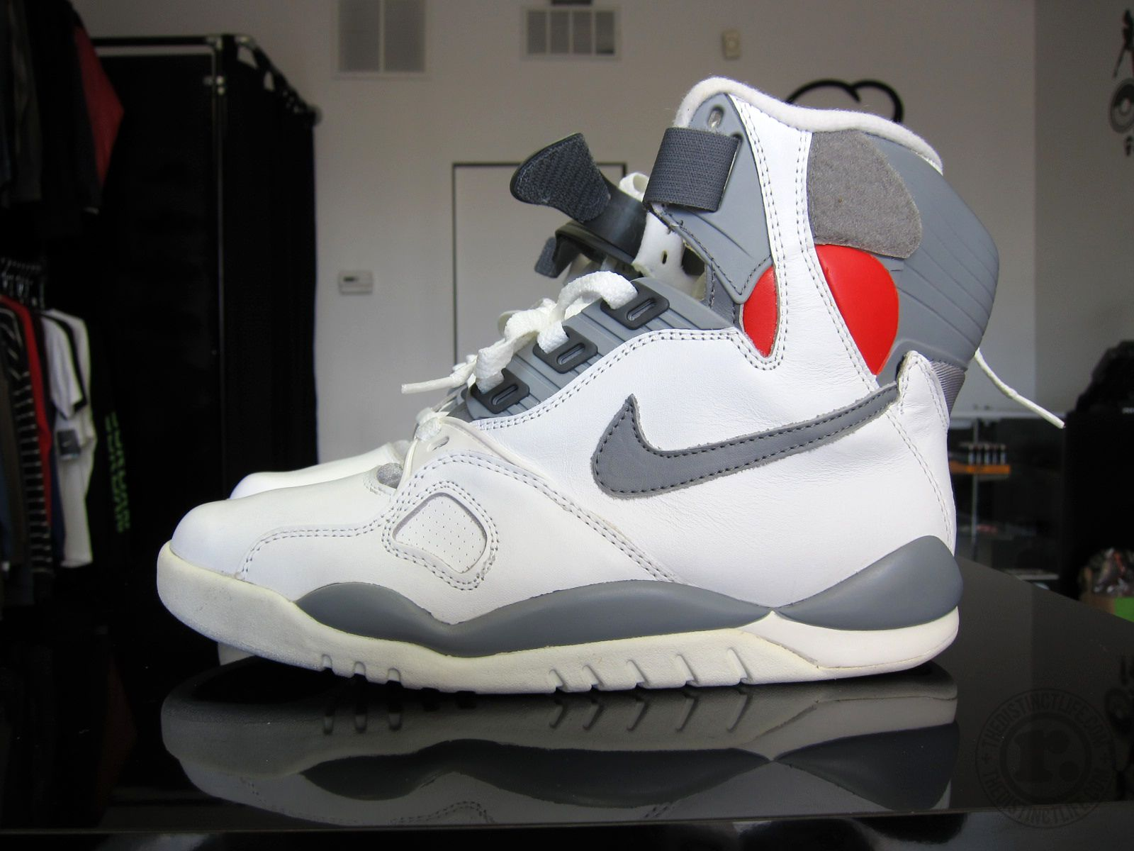 542f46988f10 Closest I could find to Marty McFly s Futuristic Nikes! Blast from the past!