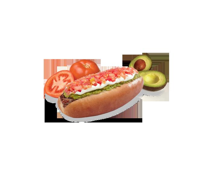 Disfruta de todo el sabor del inconfundible churrasco Dominó con un toque de cebolla y acompañado de tus ingredientes favoritos  ¡Pruébalo en todas sus variedades!