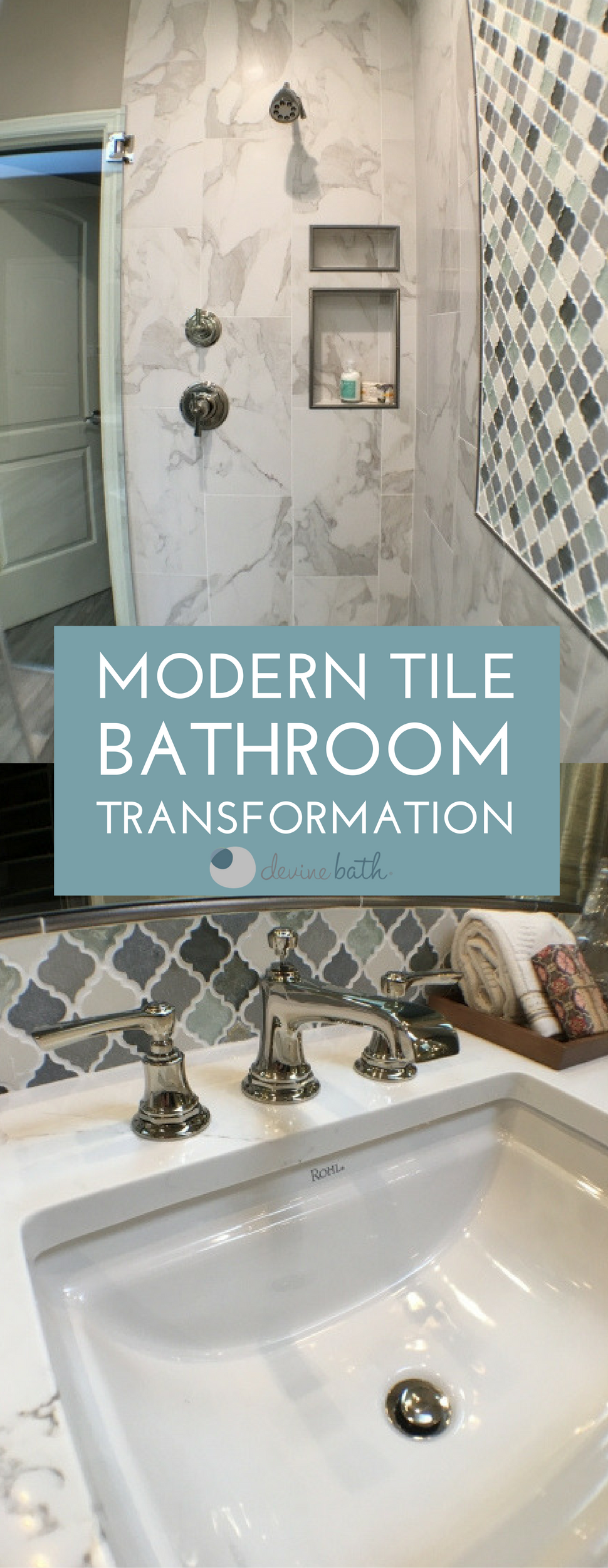 These Pacific Northwest homeowners tackled an awkward bathroom ...