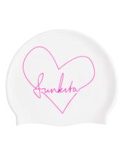 Funkita Scribble Accessories Silicone Swimming Caps