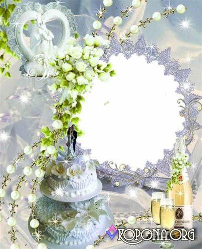 Free Wedding Backgrounds Frames Frame For Photoshop