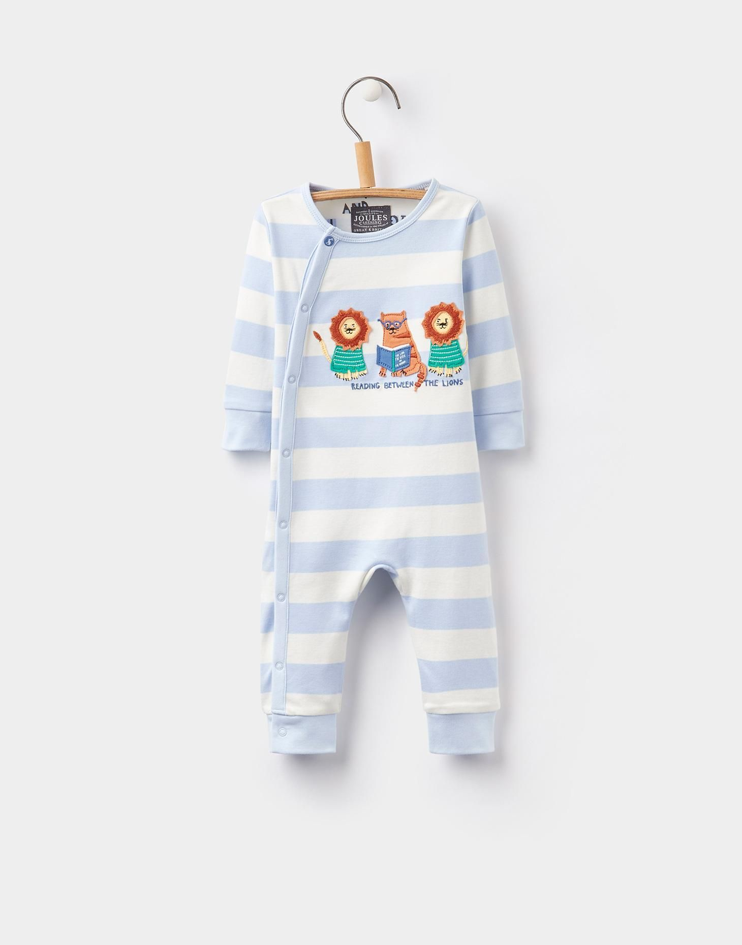 Image result for joules baby fife sky blue stripe