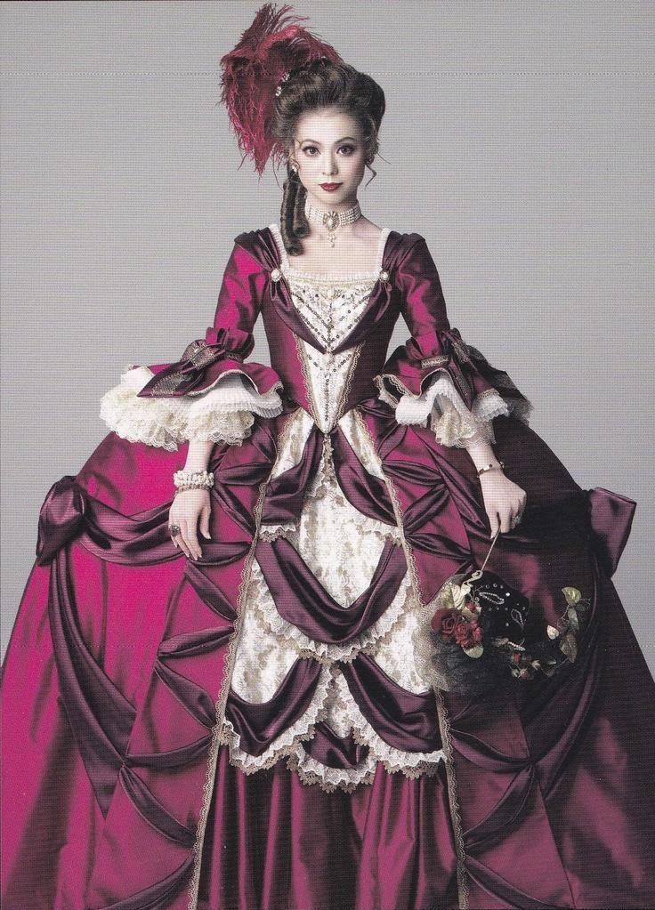 ad07fd5345e8 Baroque/Rococo - 17th/18th Century/Marie Antoinette Wedding Inspiration