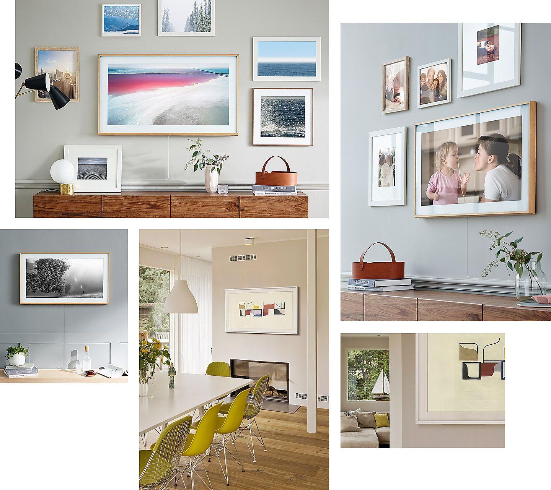 Samsung TV The Frame! | Jadalnia/Salon | Pinterest | Samsung tvs ...