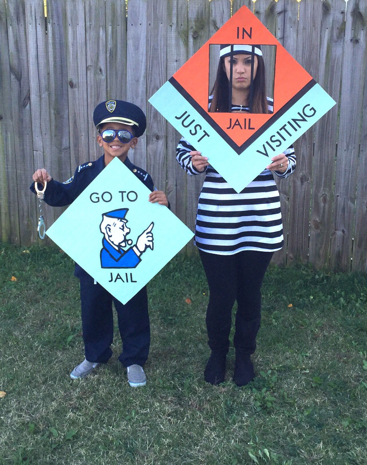 Monopoly Halloween costume