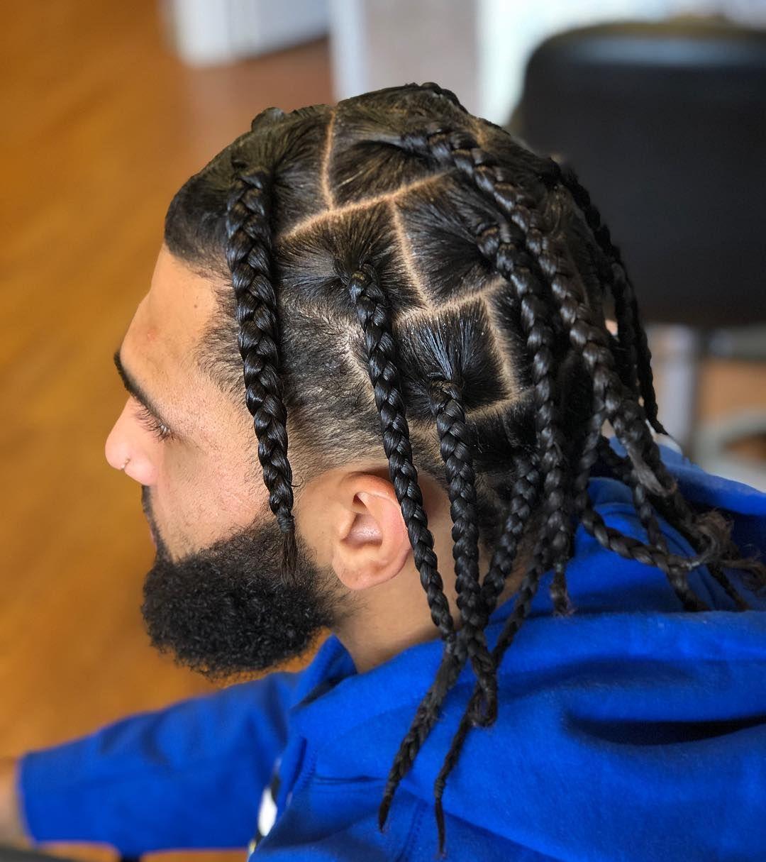 Pin On Mens Braids Hairstyles
